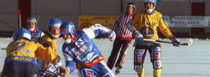 UTPEKAD LÄGGMATCH. Kungälvs seger mot Boltic med 8-0 blev början på avslöjandet.. Foto: SÖREN KARLSON Foto: Sören Karlson