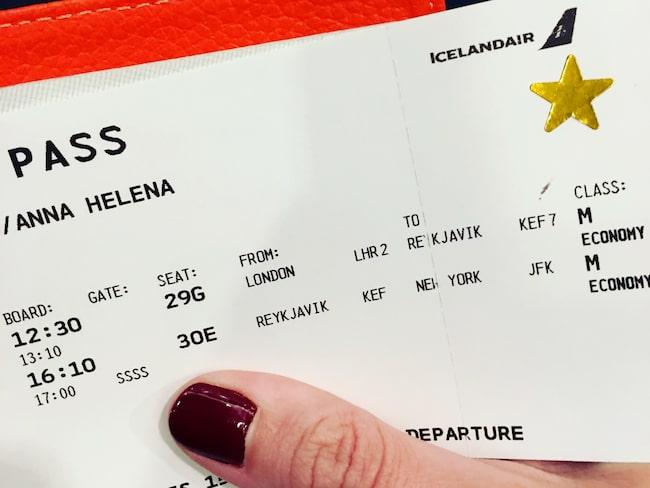 Får du ett SSSS på ditt boardingkort kan du räkna med problem.