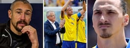 Henkes teori: Därför är Zlatan inte med i VM