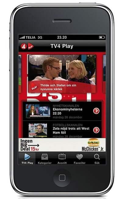 tv4 play konto