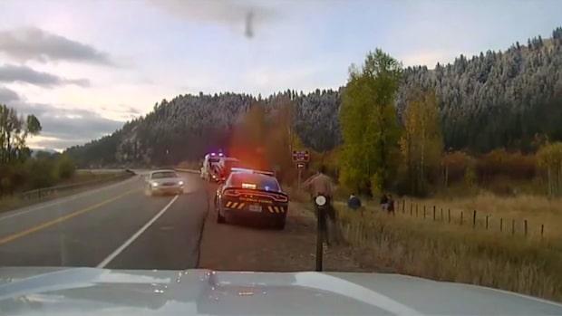Bilisten nära att meja ner polis