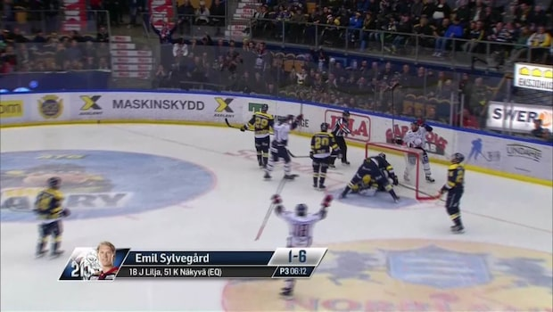Höjdpunkter: HV71-Linköping HC