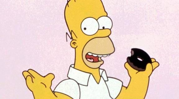 Homer simpson siktar p manchester united n je - Homer simpson nu ...