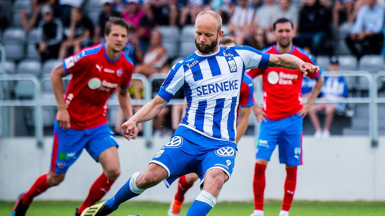 Robin Söder sänkte Helsingborg i Skåne