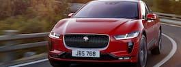 Jaguar I-Pace utsedd till världens bästa bil