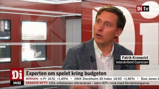 """Kronqvist om budgetomröstningen: """"Man kan räkna med kaos"""""""