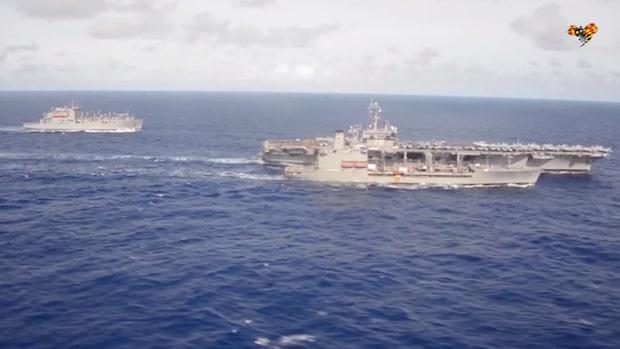 USA:s svar efter Nordkoreas hot