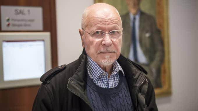 Förre överåklagaren Sven-Erik Alhem. Foto: Tomas Leprince