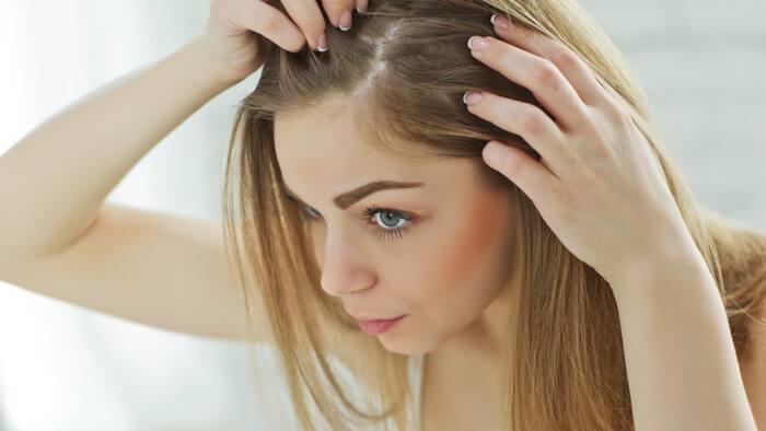 torr hårbotten huskur olivolja