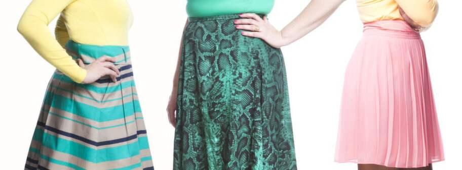 Snygg rumpa trollas fram med rätt kjol   Mode   Expressen