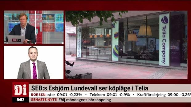 SEB:s strateg: Köp Telia