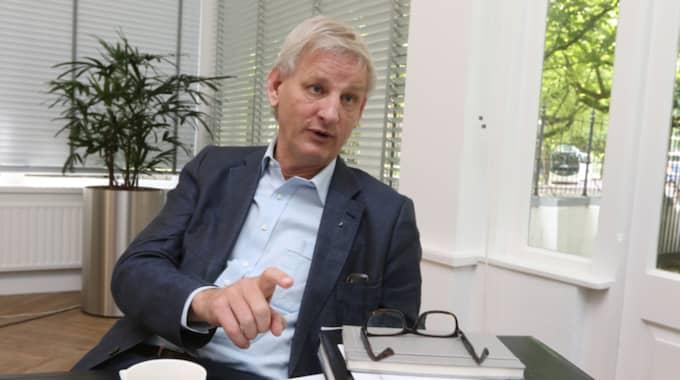 Carl Bildts korrespondens till regeringen hemligstämplades. Foto: Kristofer Sandberg
