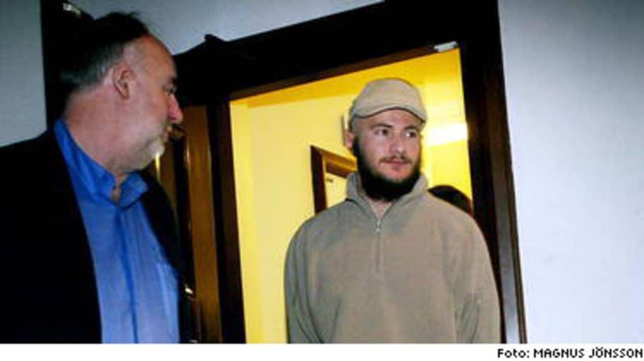 Tva haktade for kidnappning av westerberg