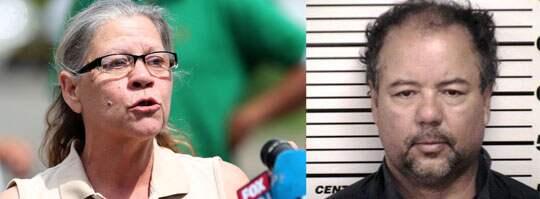Gina DeJesus mamma Nancy Tuiz förlåter Ariel Castro, som kidnappat hennes dotter. Foto: Splash News, AP