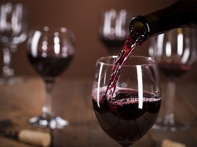 På The 10 Cases är vinlistan i ständig förändring – men alltid lika bra.