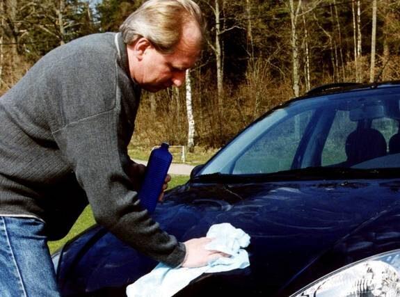 Nanoteknik i bilvårdsprodukter kan ge hjärnskador och cancer.