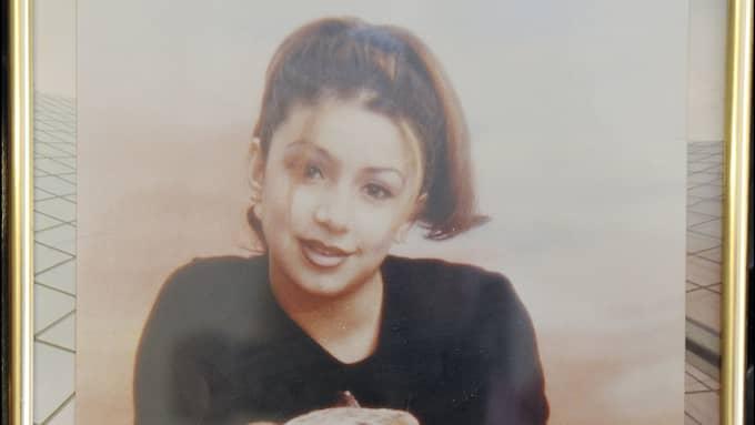 Marua Ajouz var 18 år när hon mördades i Malmö. Foto: PRIVAT