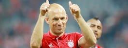 Bekräftar nu: Kan bli Robbens nya klubb
