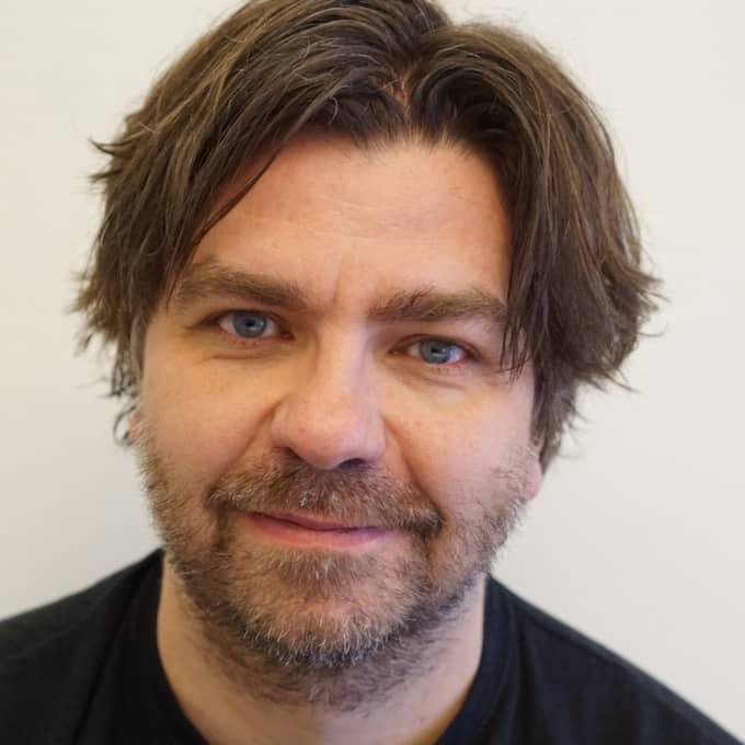 Thomas Arnroth köper inte kritiken som riktas mot GTA och andra våldsamma spel. Foto: KIT.SE