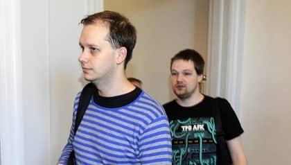 I dag startar Pirate Bay-rättegången i hovrätten. Peter Sundes advokat yrkar på ett friande. Foto: Anders Wiklund / Scanpix