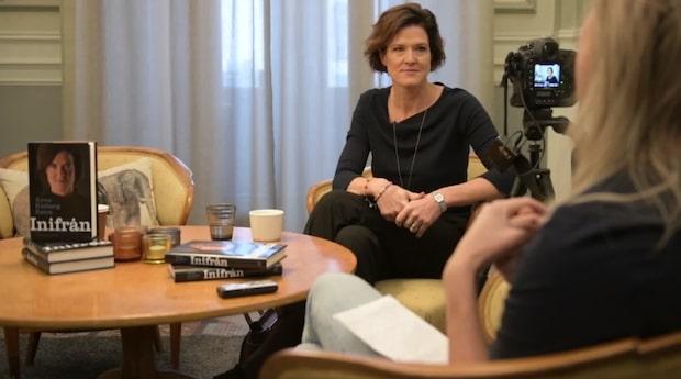 """Anna Kinberg Batra: """"Skar som knivar i ryggen"""""""