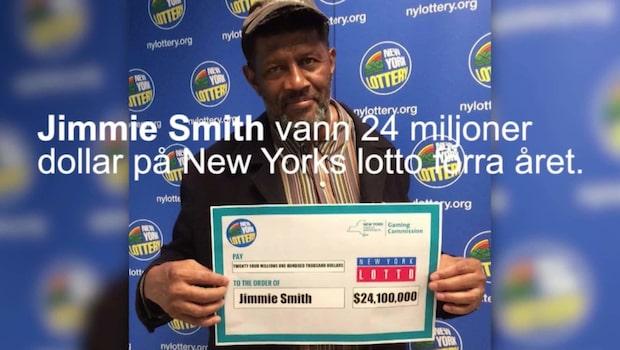 68-åringen hittade miljonlotten – i gammal skjorta