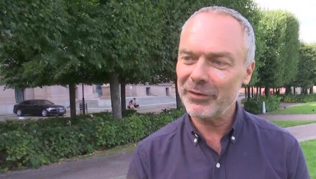 """Sanningen om Björklunds skjorta: """"Har kostat skjortan"""""""