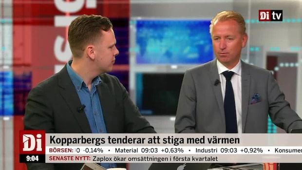 "Olavi: ""Bra aktie att äga under sommaren"""