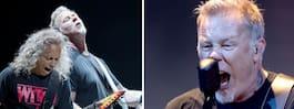 Metallicas löfte – gör ny konsert i Sverige