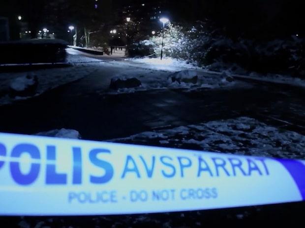 BRÅ publicerar studie om gängskjutningar