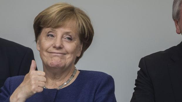 Merkel väntas vinna – igen