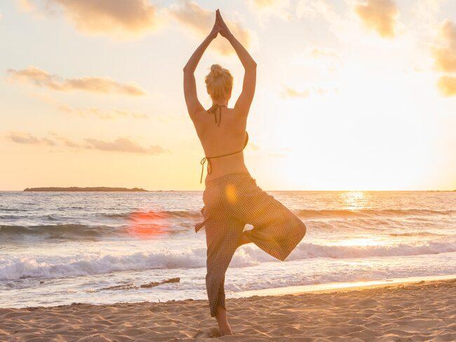 Nu tas yogatrenden till blötare platser