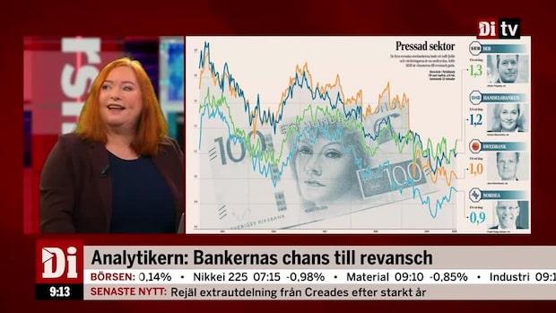 Di:s analytiker om den pressade sektorn: Chans till revansch