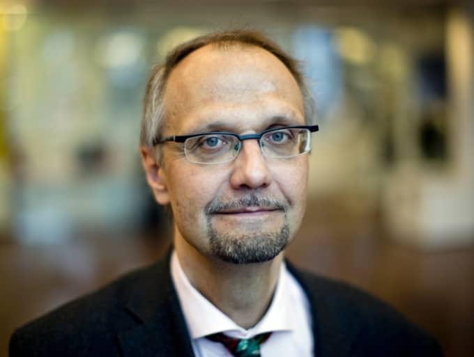 Ulf Bjereld, ordförande för socialdemokratiska Tro och Solidaritet. Foto: Adam Ihse / Tt / TT NYHETSBYRÅN