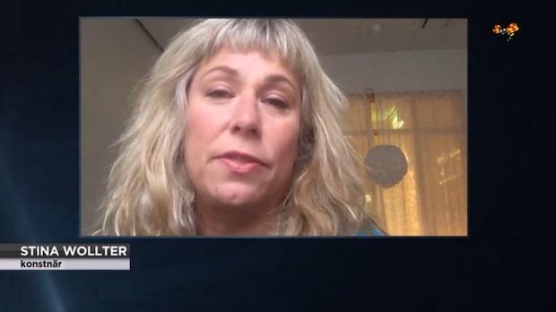 """Stina Wollter: """"17 år gammal blev jag våldtagen"""""""