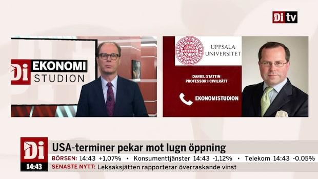 Insiderhandelsmålet kring Ola Rollén - upp i rätten igen