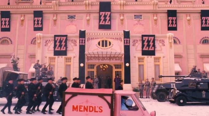 """AKTUELL FILM. Wes Andersons senaste film """"Grand Budapest hotel"""", inspirerad av Stefan Zweigs författarskap, är en av anledningarna till att samtalet kring honom och hans litteratur tagit fart igen."""