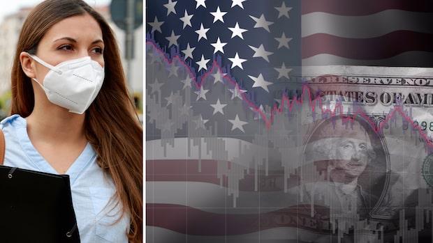 Nyanmälda arbetslösa i USA stiger för andra veckan i rad: Tyder på försämring