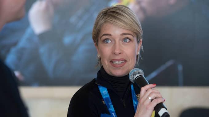 Socialminister Annika Strandhäll. Foto: SVEN LINDWALL