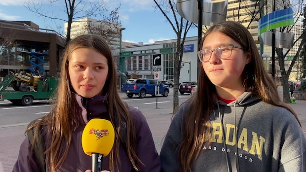 """Klimatstrejkarna: """"Greta Thunberg har inspirerat mig"""""""