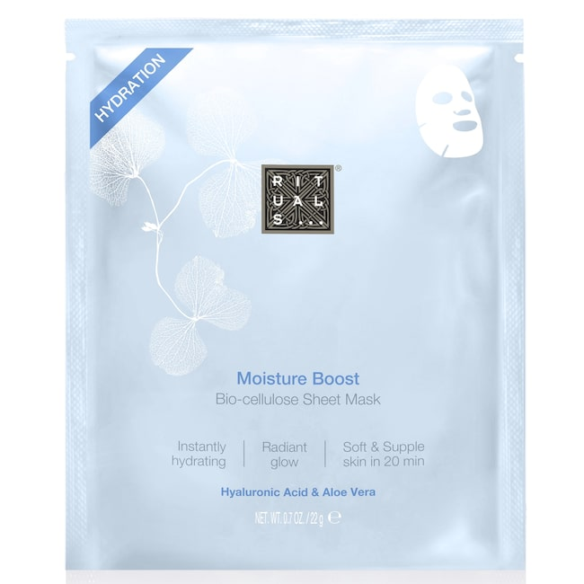 "<span>Moisture boost bio-cellulose sheet mask, 100 kronor, Rituals</span><span><span class=""wasp-icon""></span><span class=""wasp-icon""></span><span class=""wasp-icon""></span><br></span>"