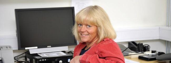 För åtta år sedan fick Gunilla Leinsköld, 56, i Göteborg veta att hon hade högt blodtryck. Nu har hon deltagit i en studie på Sahlgrenska och genomfört ett ingrepp med förhoppning om att få ner blodtrycket.