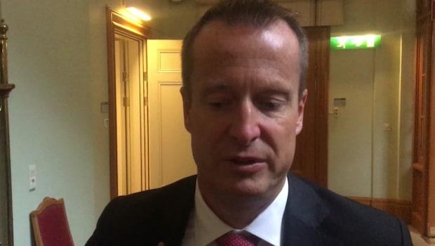 """Ygeman: """"Styrka för Sverige att göra upp över blocken"""""""