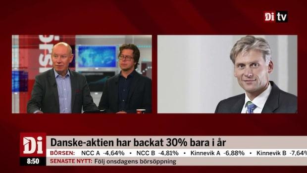 Danske Banks vd avgår efter skandalen