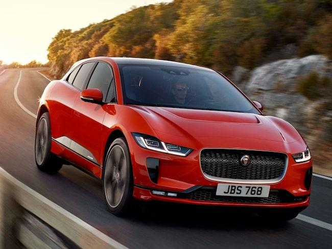 Men när finalisterna nu är utsedda står det klart att Volvo inte kom med. För elbilen Jaguar I-Pace fick det däremot bättre.