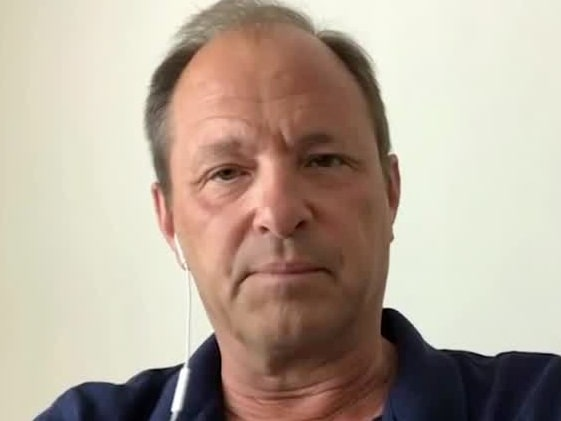 """Björn Olsen: """"Det kommer ingen andra våg"""""""