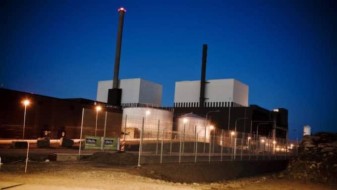ENKLAST ATT STÄNGA. Oskarshamn 1 och 2 är de minsta kärnkraftsreaktorerna i Sverige. Foto: Mikael Sjöberg