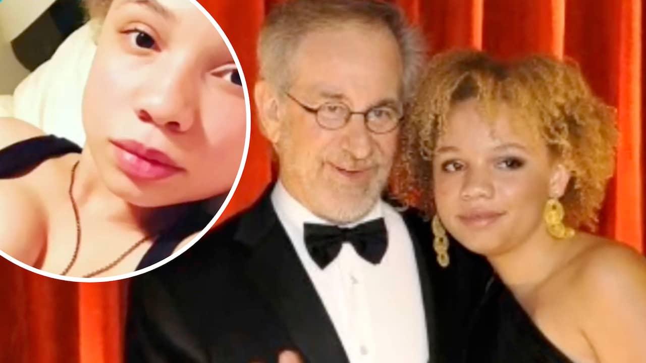 Steven Spielbergs dotters nya liv – som porrstjärna
