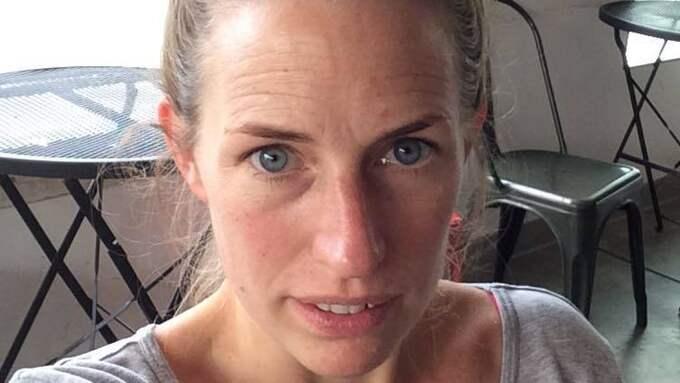 """Malin Mårline, 39, tyckte att """"Pidde Pannkaka"""" agerade på ett felaktigt sätt. Foto: Privat"""