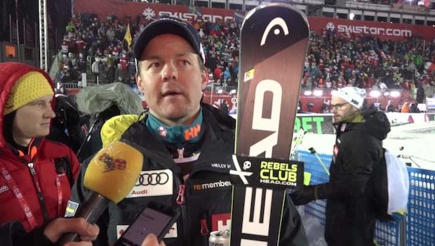 """Hargin: """"Schweiz är det starkare laget"""""""